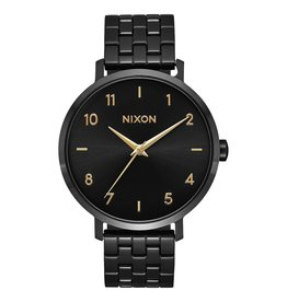 nixon Nixon - Montre femme arrow black/gold