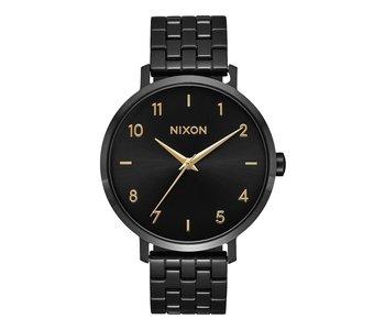 Nixon - Montre femme arrow black/gold