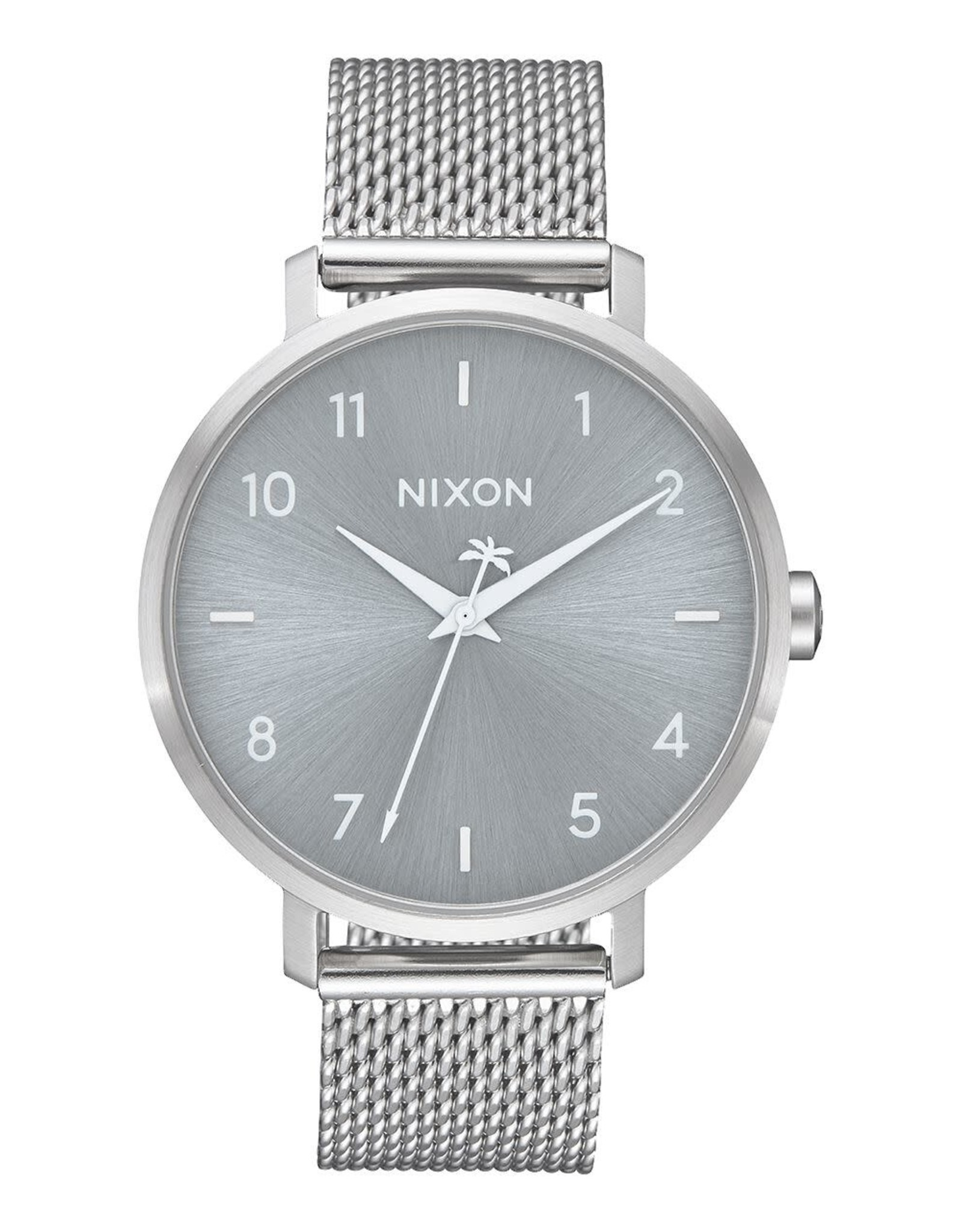 nixon Nixon - Montre femme arrow milanese all silver