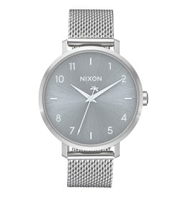 nixon Nixon - Montre femme arrow milanese all silver