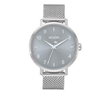 Nixon - Montre femme arrow milanese all silver