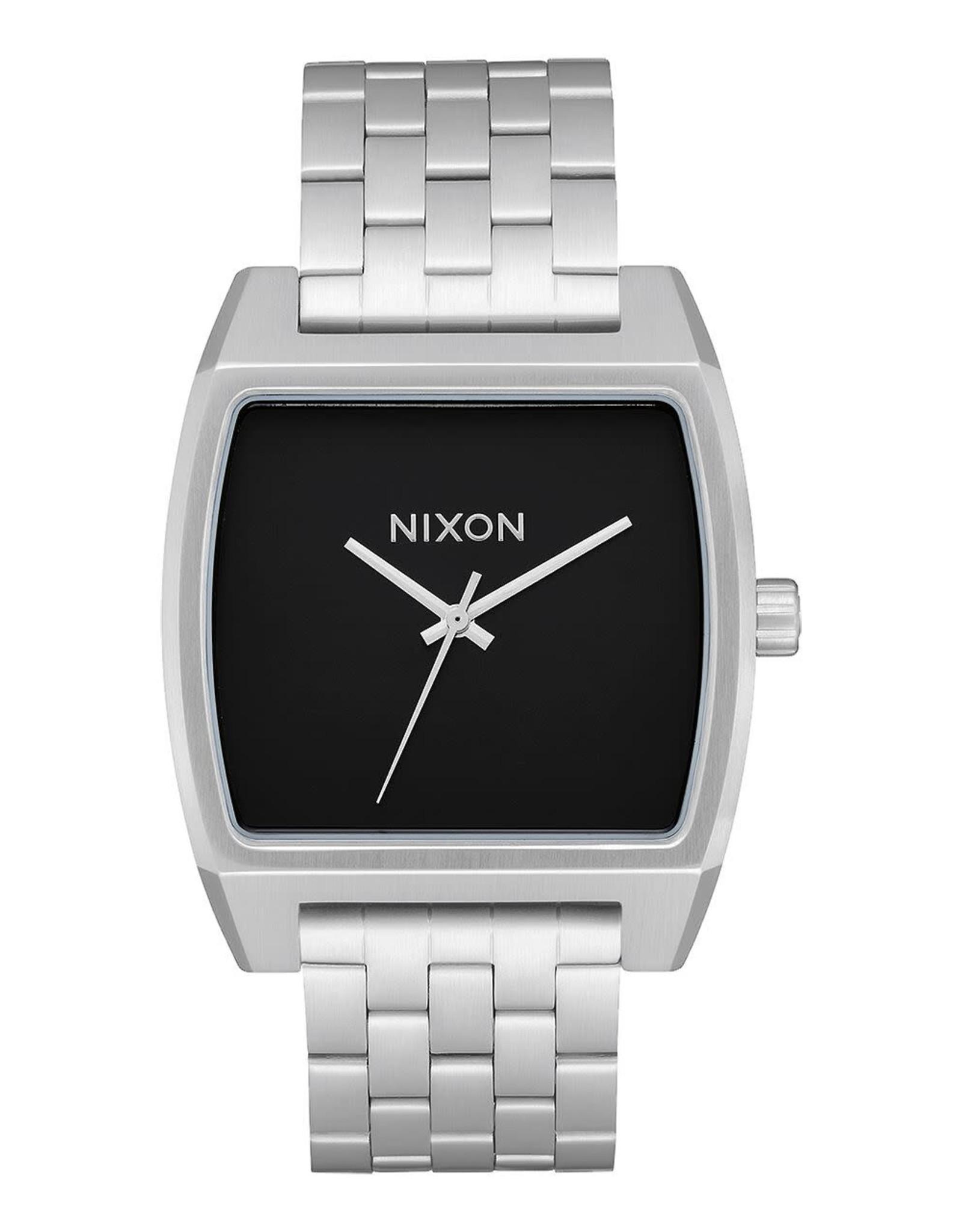 nixon Nixon - Montre homme time tracker black