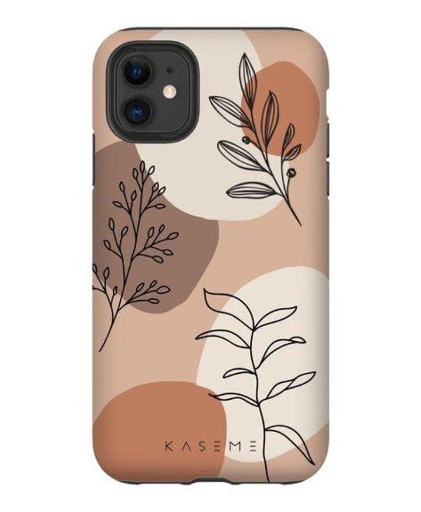 Kaseme - Étui cellulaire almond