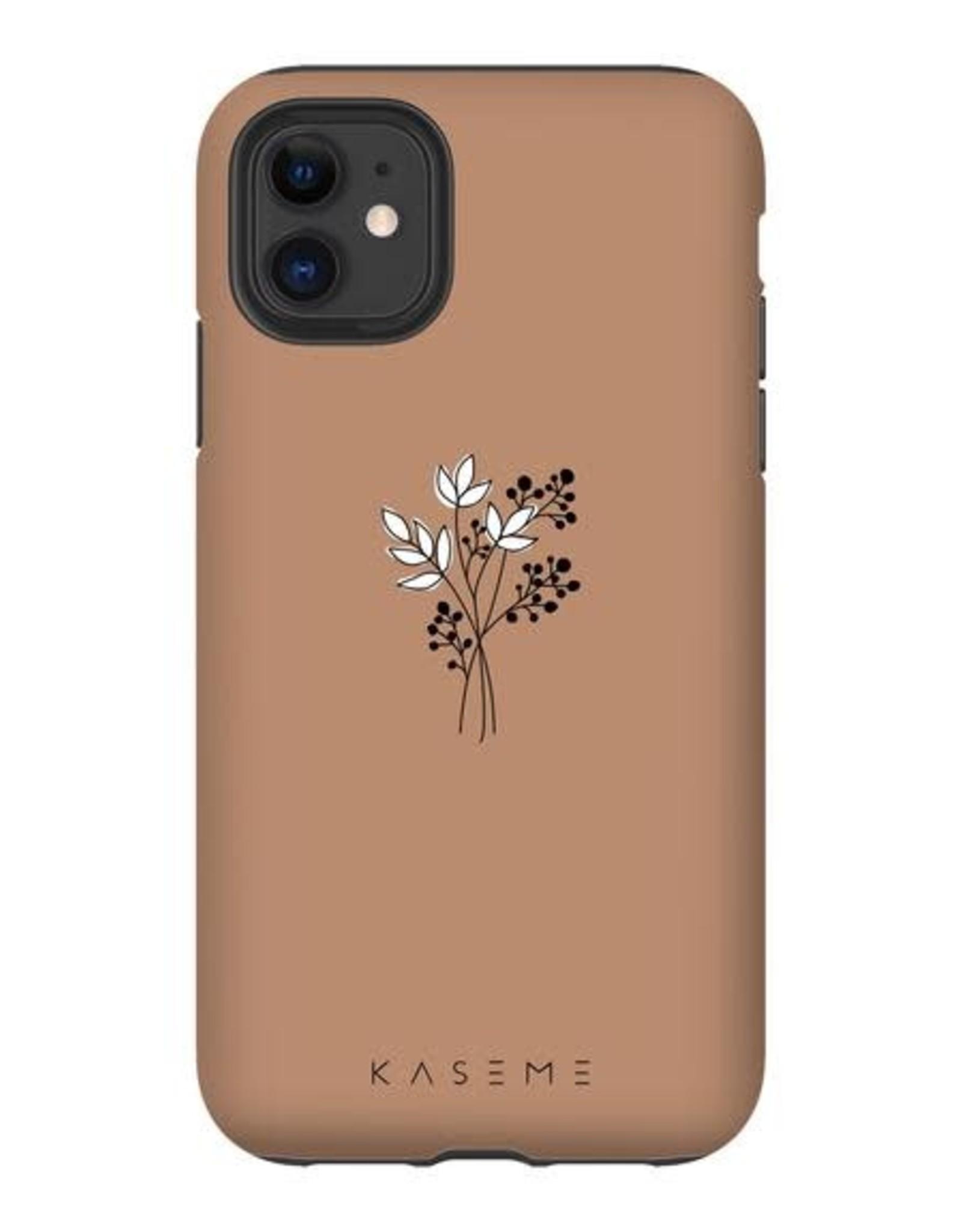 Kaseme Kaseme - Étui cellulaire cinnamon