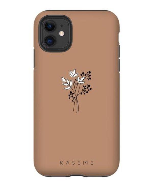 Kaseme - Étui cellulaire cinnamon