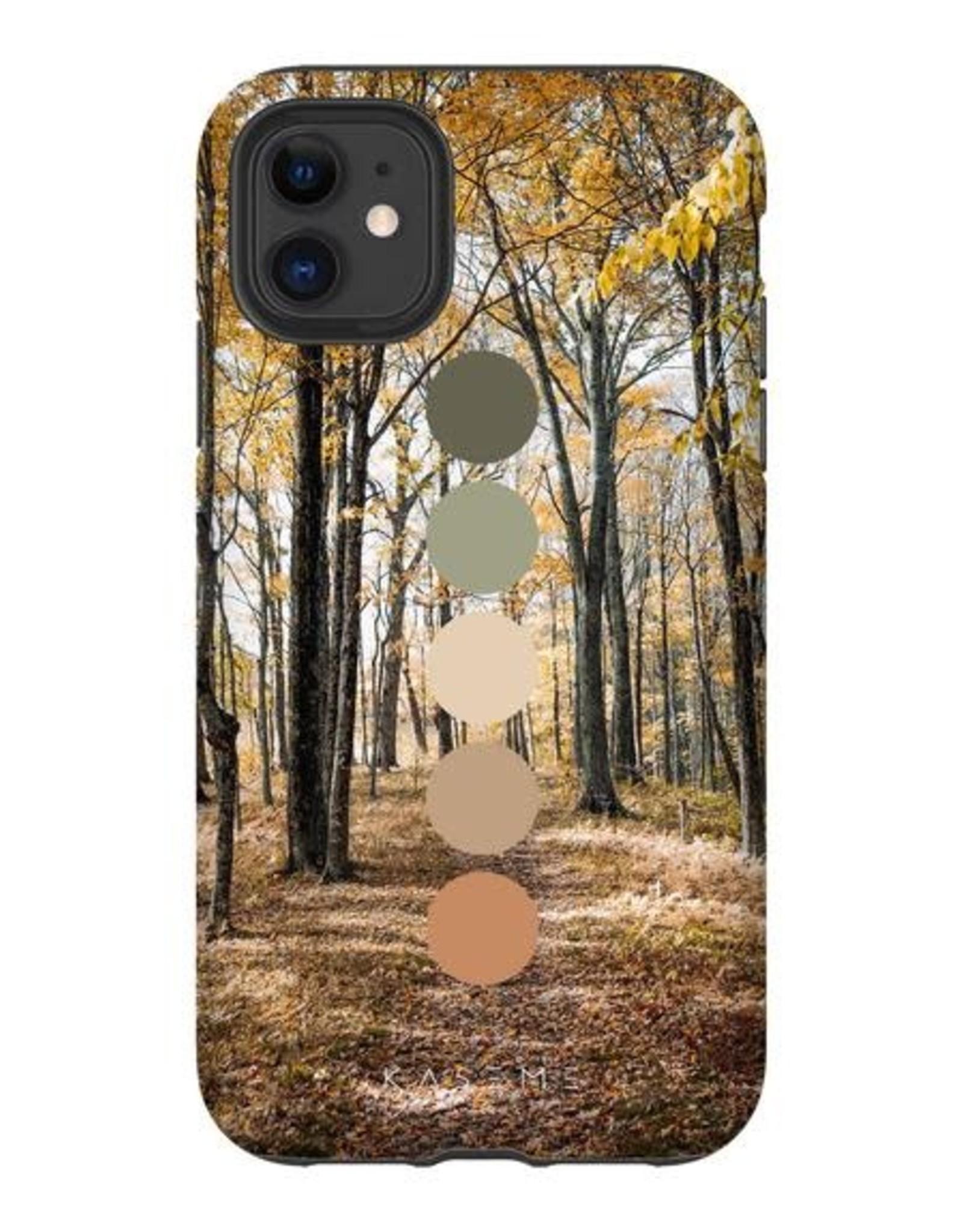 Kaseme Kaseme - Étui cellulaire woody