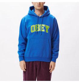 Obey Obey - Ouaté homme wyatt specialty nebula blue