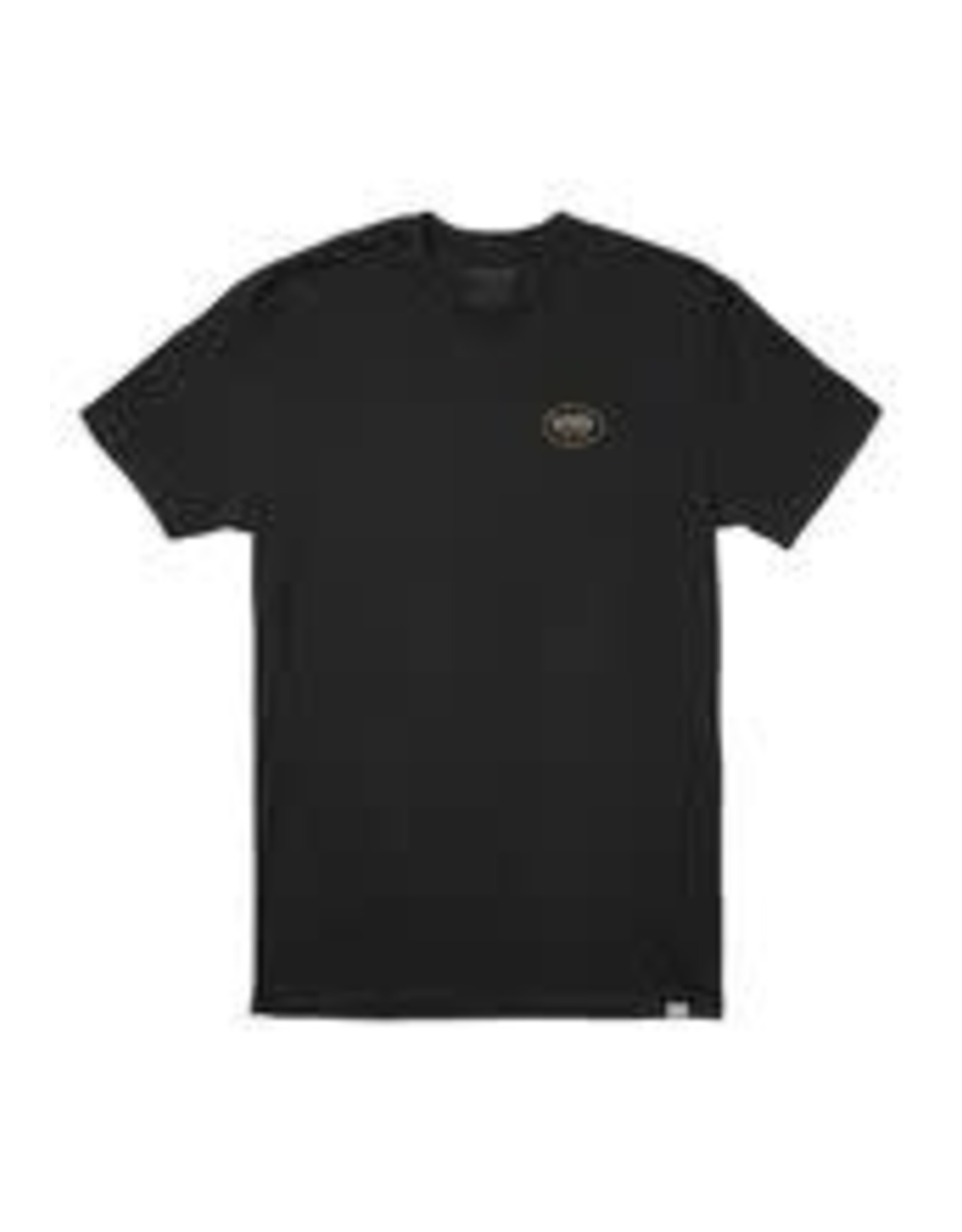nixon Nixon - T-shirt homme traction black
