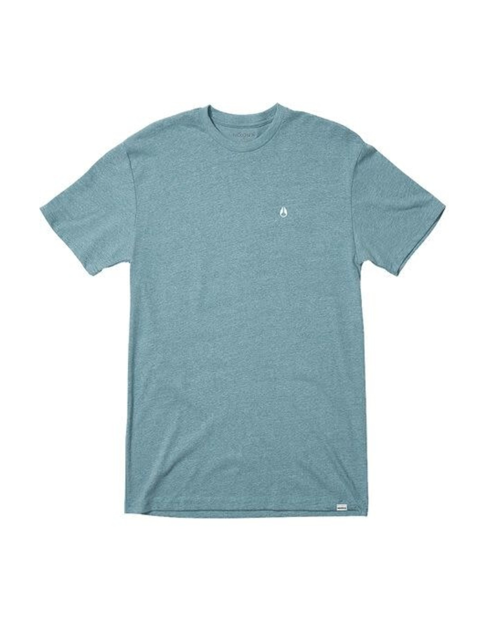 nixon Nixon - T-shirt homme sparrow heather pacific