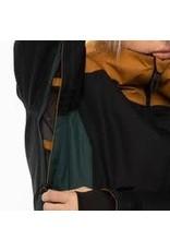 686 686 - Manteau femme lightbeam insulated golden brown colorblock
