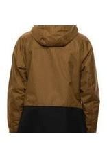 686 686 - Manteau femme athena insulated golden brown melange colorblock