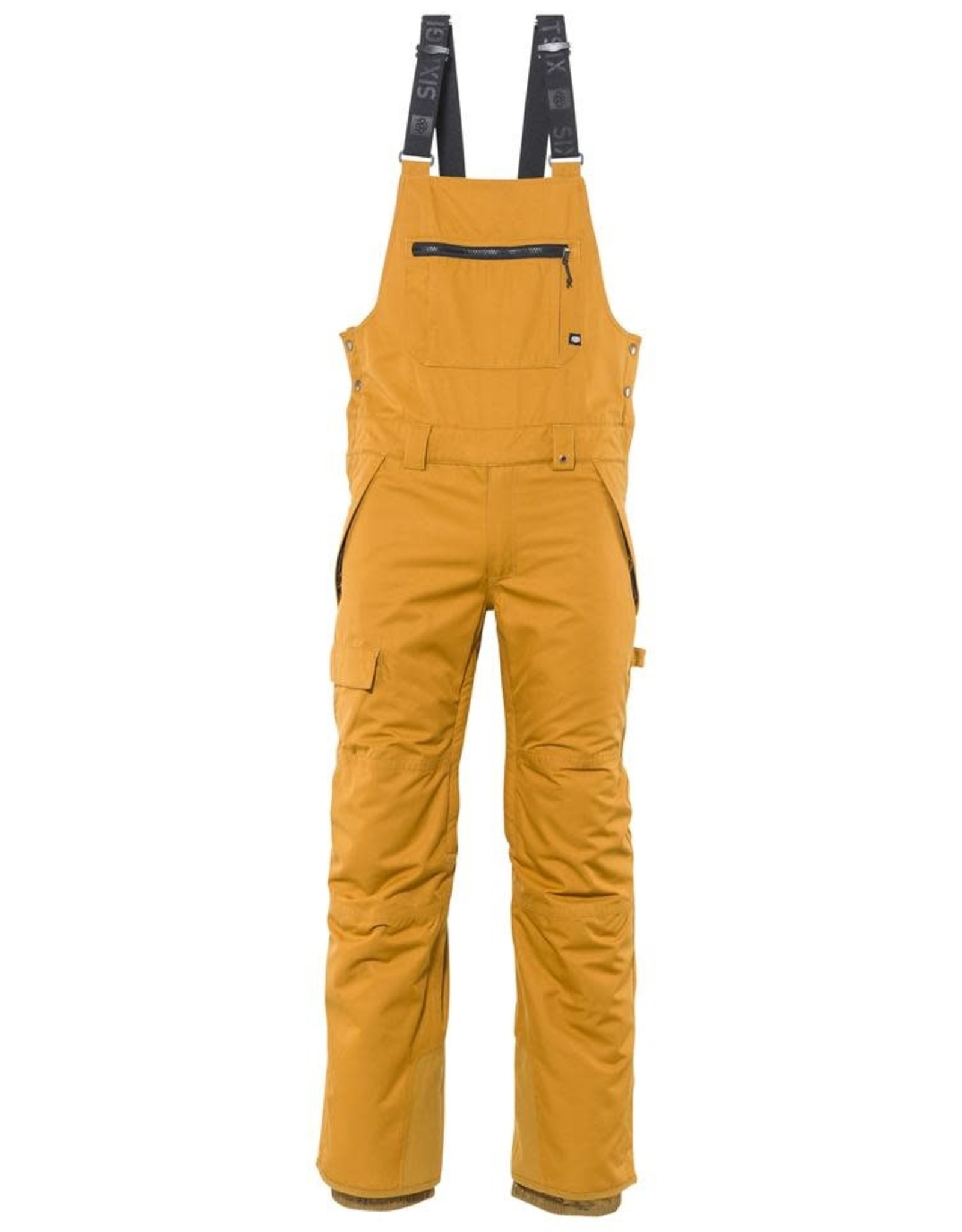 686 686 - Pantalon homme hot lab insulated bib golden brown