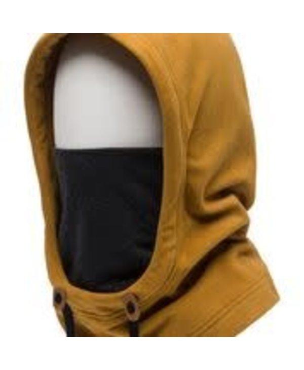 686 -  Cagoule tarmac fleece hood golden brown