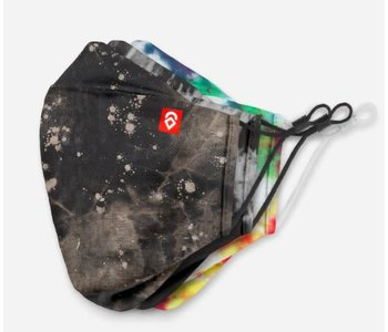 Airhole - Masques advanced brooklyn 3 pack speckle/storm/woodstock