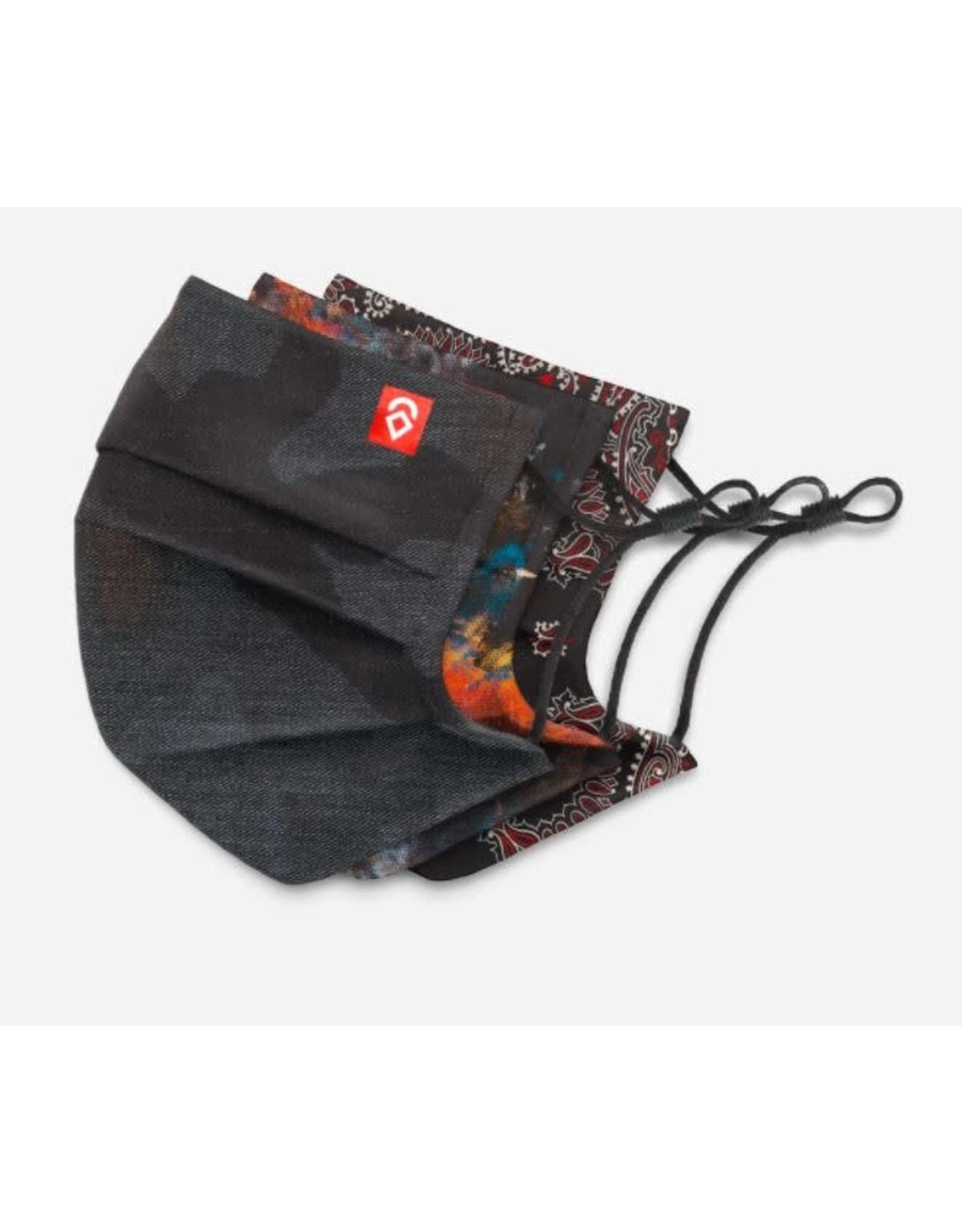 airhole Airhole - Masques basic shibuya stealth camo/studio/black paisley