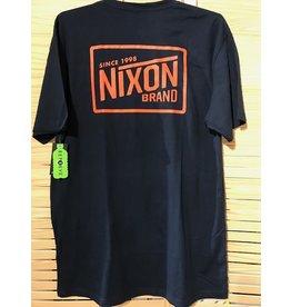nixon Nixon - T-shirt homme national navy