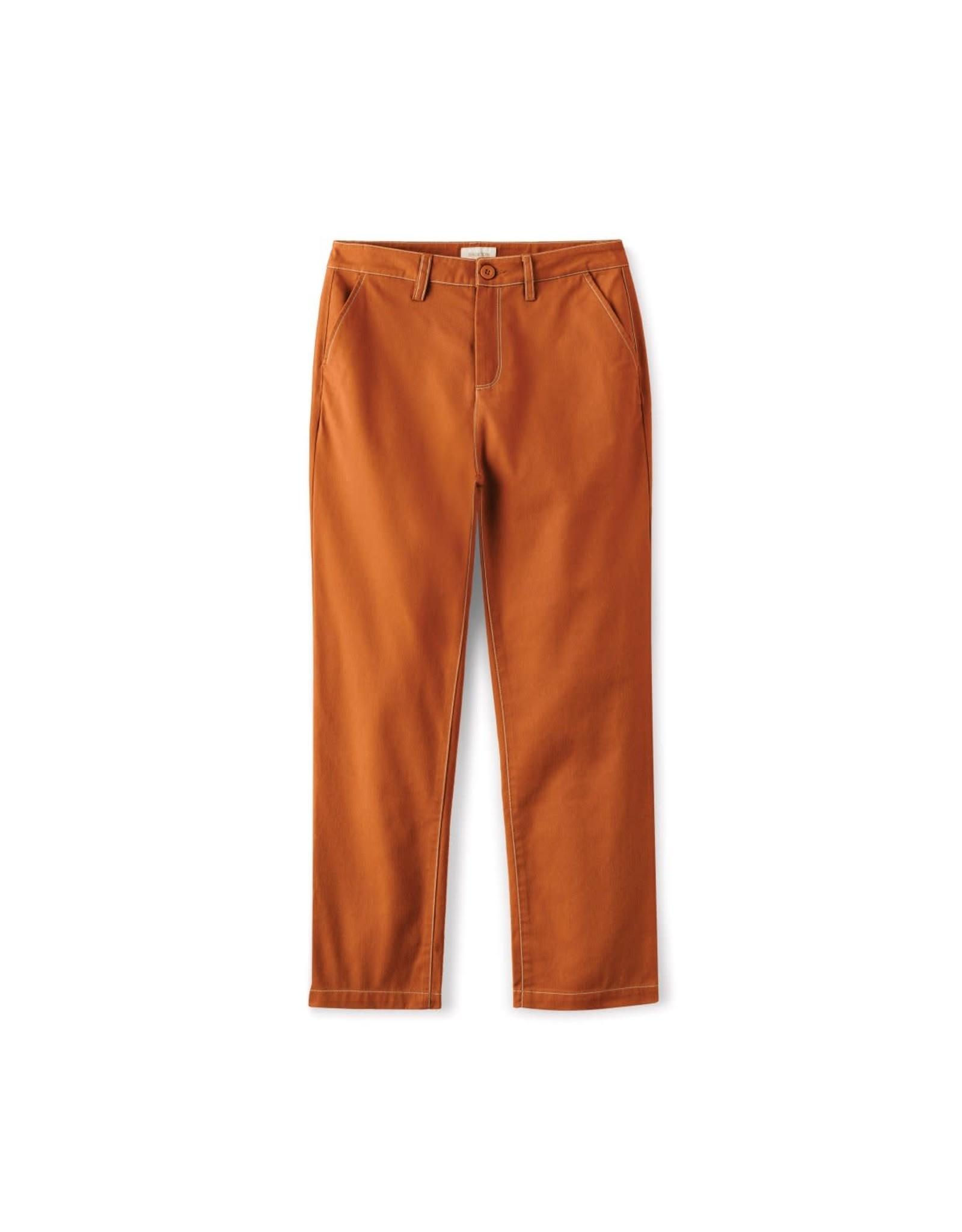 Brixton Brixton - Pantalon femme victory amber