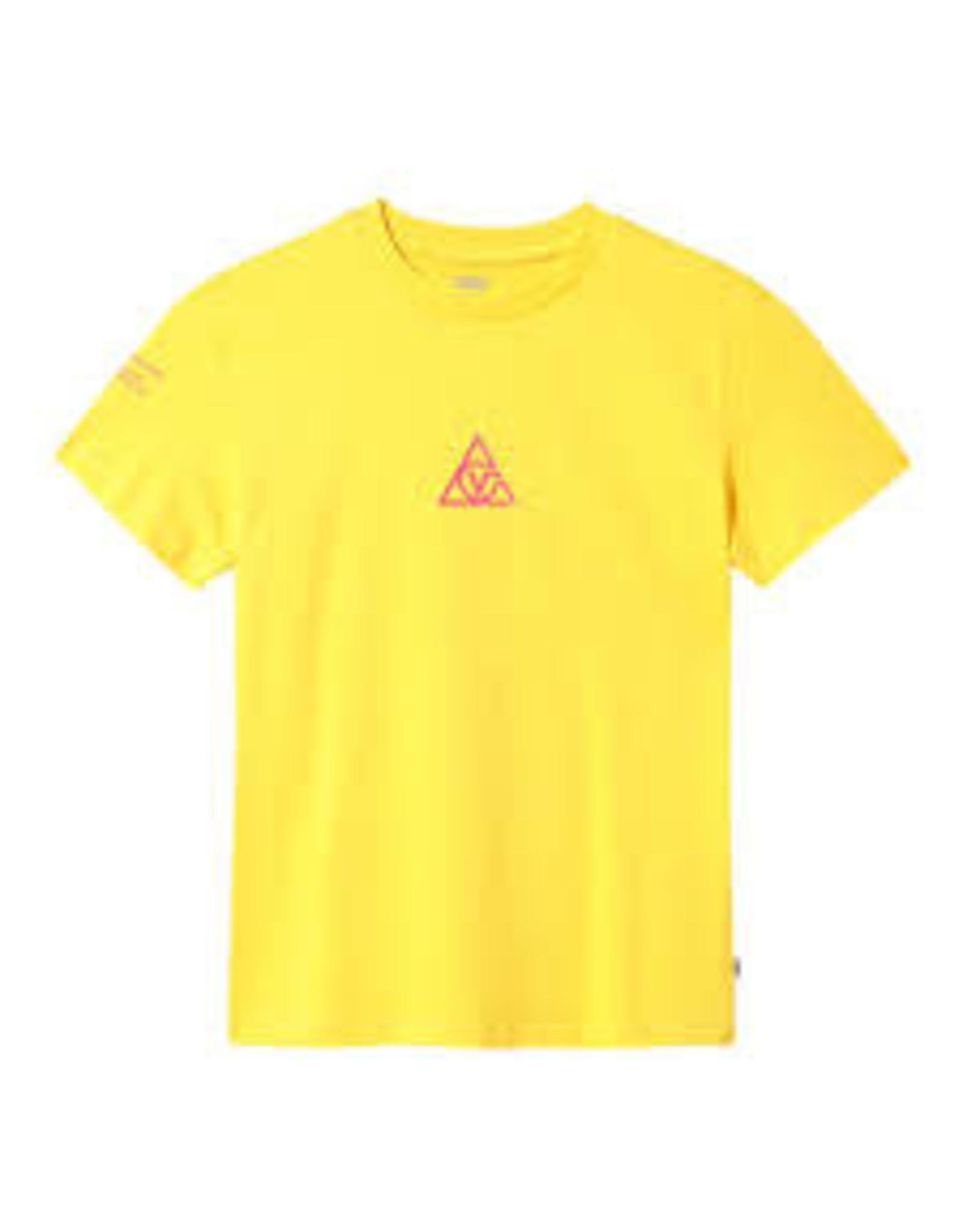 vans Vans - T-shirt femme 66 supply tri bf lemon chrome