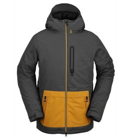 volcom Volcom - Manteau homme deadlystones insulated dark grey