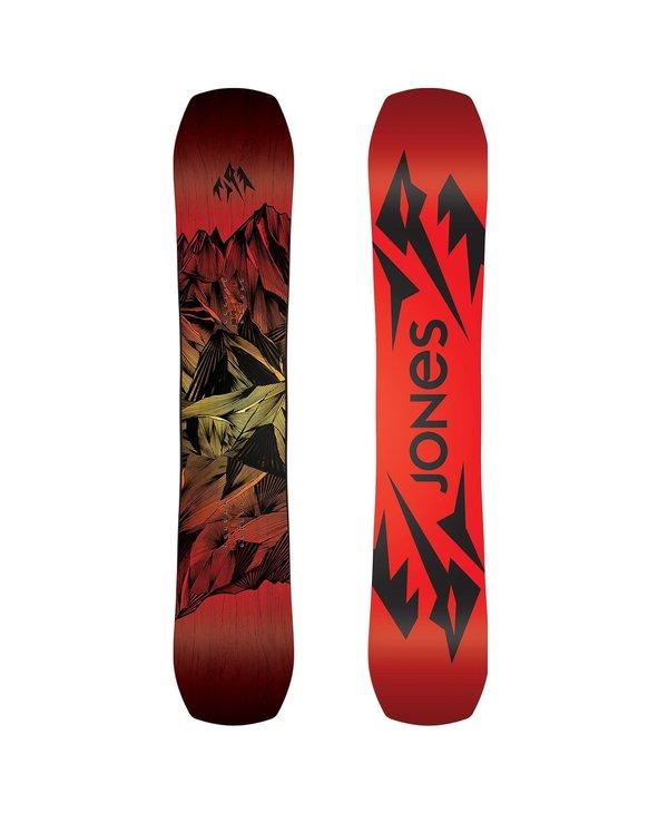 Jones - Snowboard homme mountain twin