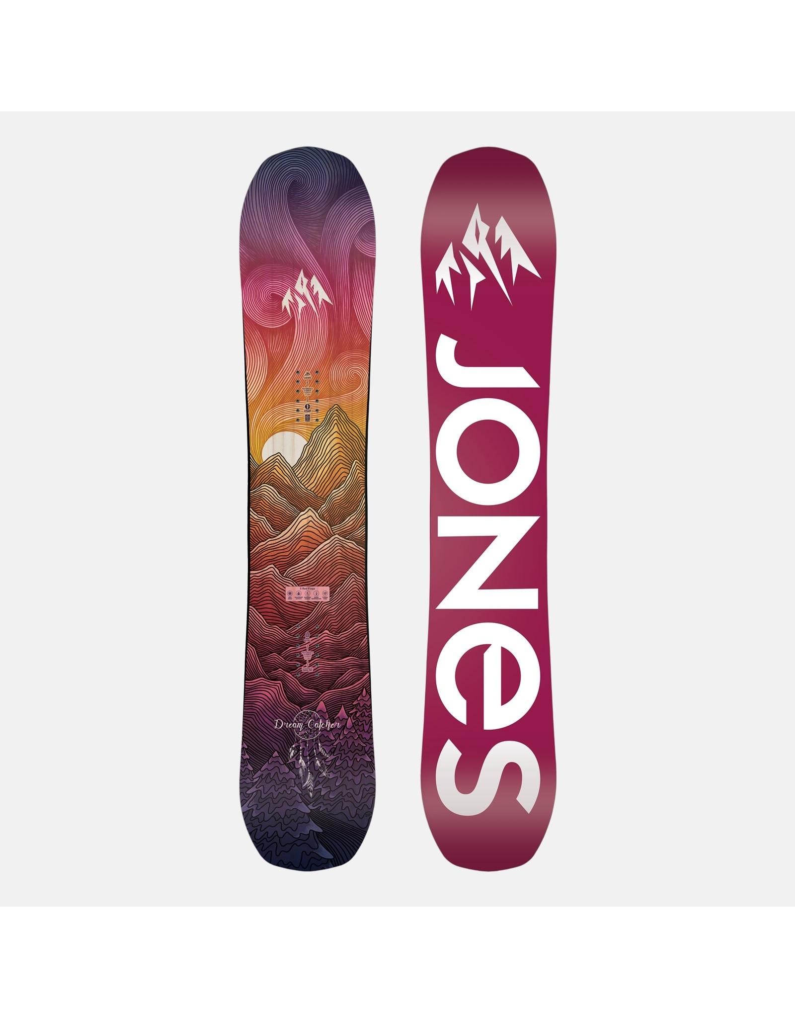 Jones Jones - Snowboard femme dream catcher