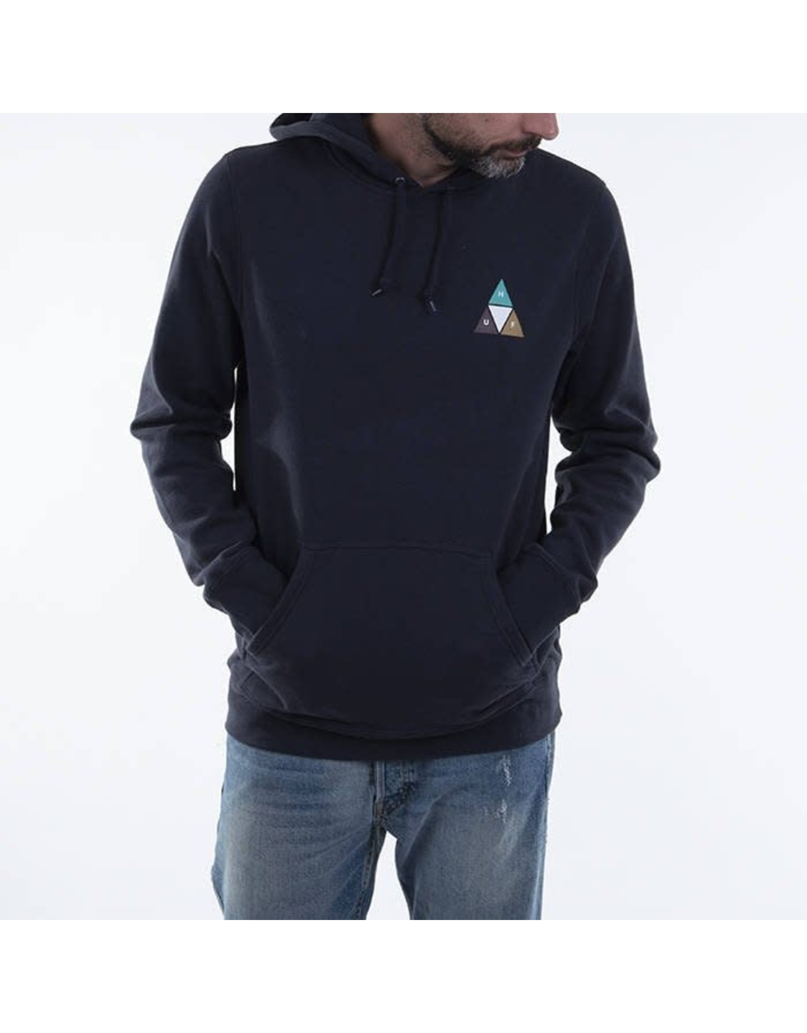 huf Huf - Ouaté homme prism trail french navy