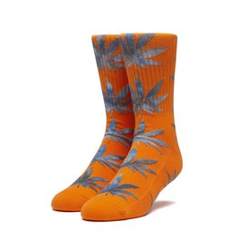 huf Huf - Bas homme tie dye leaves plantlife orange