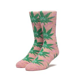 huf Huf - Bas homme green buddy plastic pink