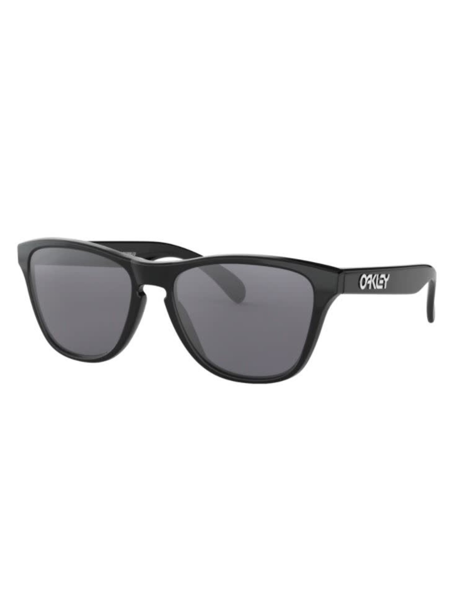 Oakley Oakley - Lunette soleil junior frogskins xs polished black lens grey