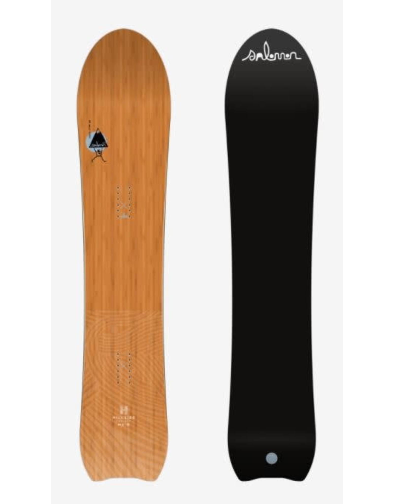 salomon Salomon - Snowboard homme wolle nyvelt