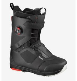 salomon Salomon - Botte splitboard homme trek s/lab black/racing red/black