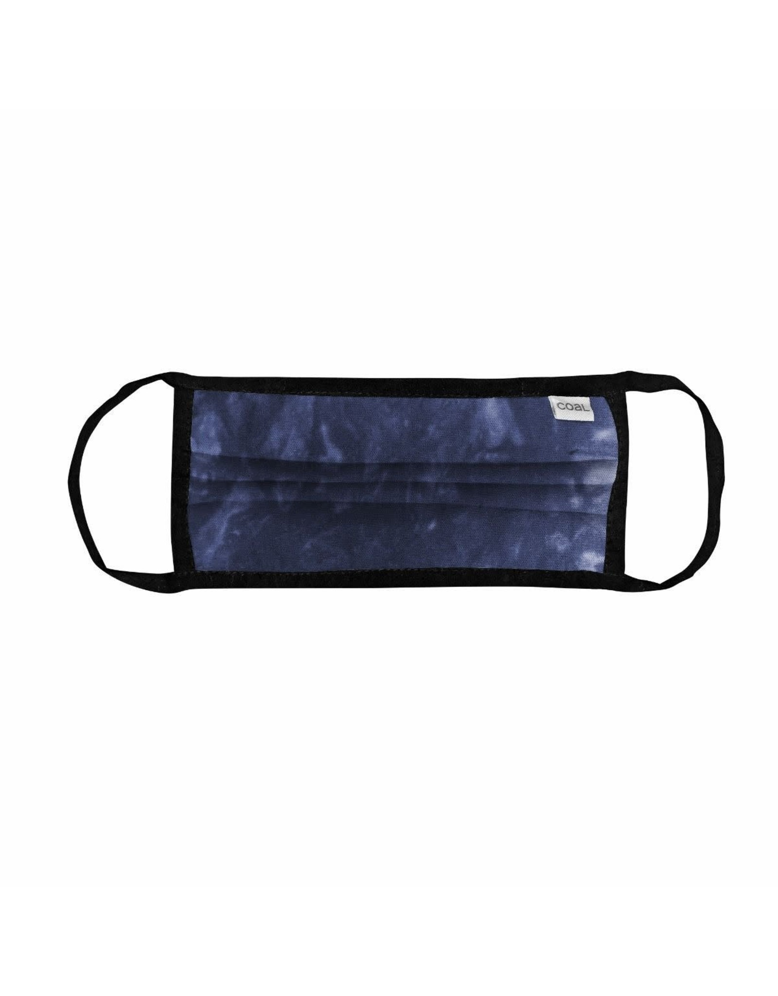 coal Coal - Masque tie dye navy