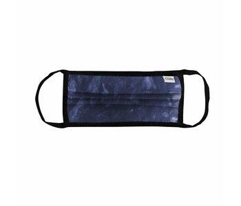 Coal - Masque tie dye navy