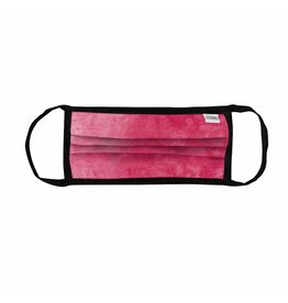 coal Coal - Masque tie dye pink