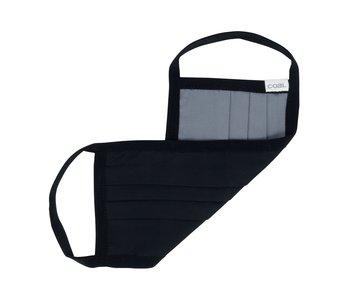 Coal - Masque reversible black