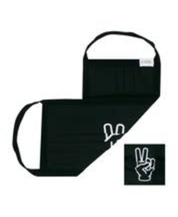 Coal - Masque reversible peace black