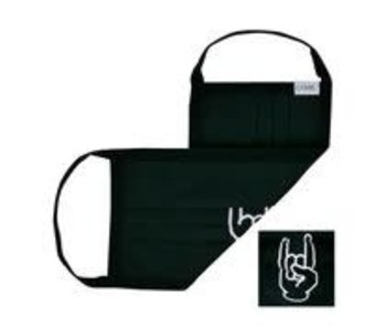 Coal - Masque reversible horns black
