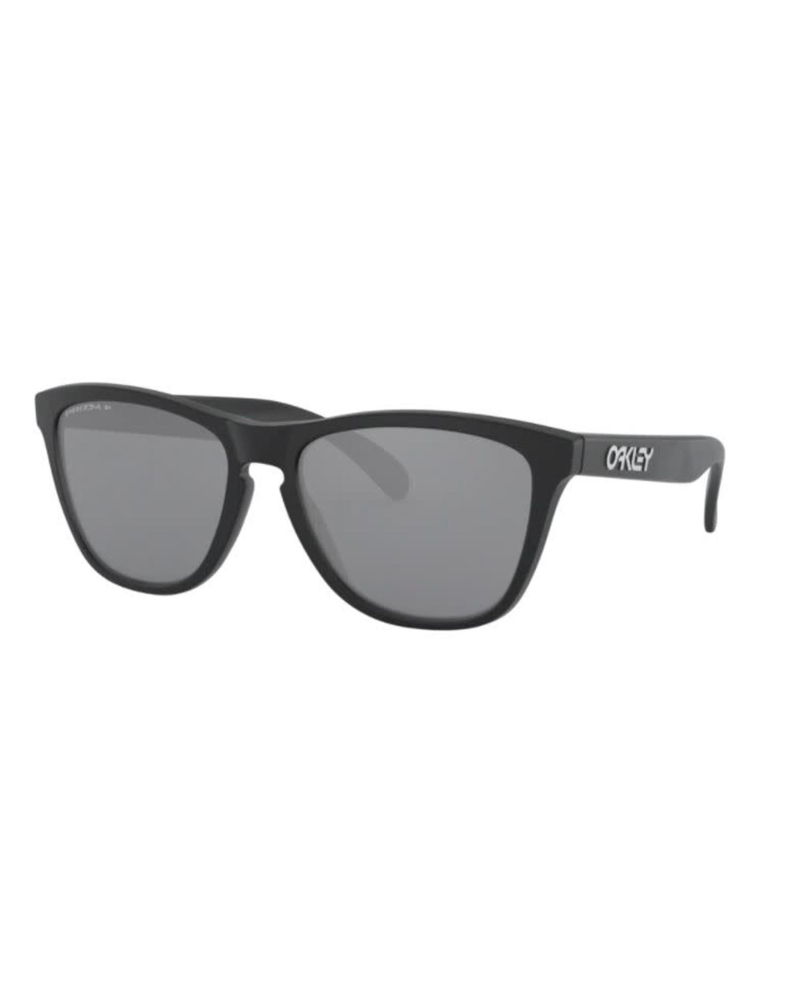 Oakley Oakley - Lunette soleil homme frogskins matte black/lens prizm black polarized