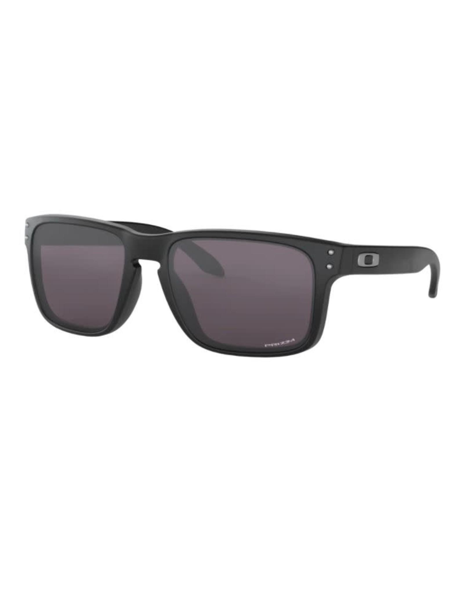 Oakley Oakley - Lunette soleil homme holbrook matte black/lens prizm grey