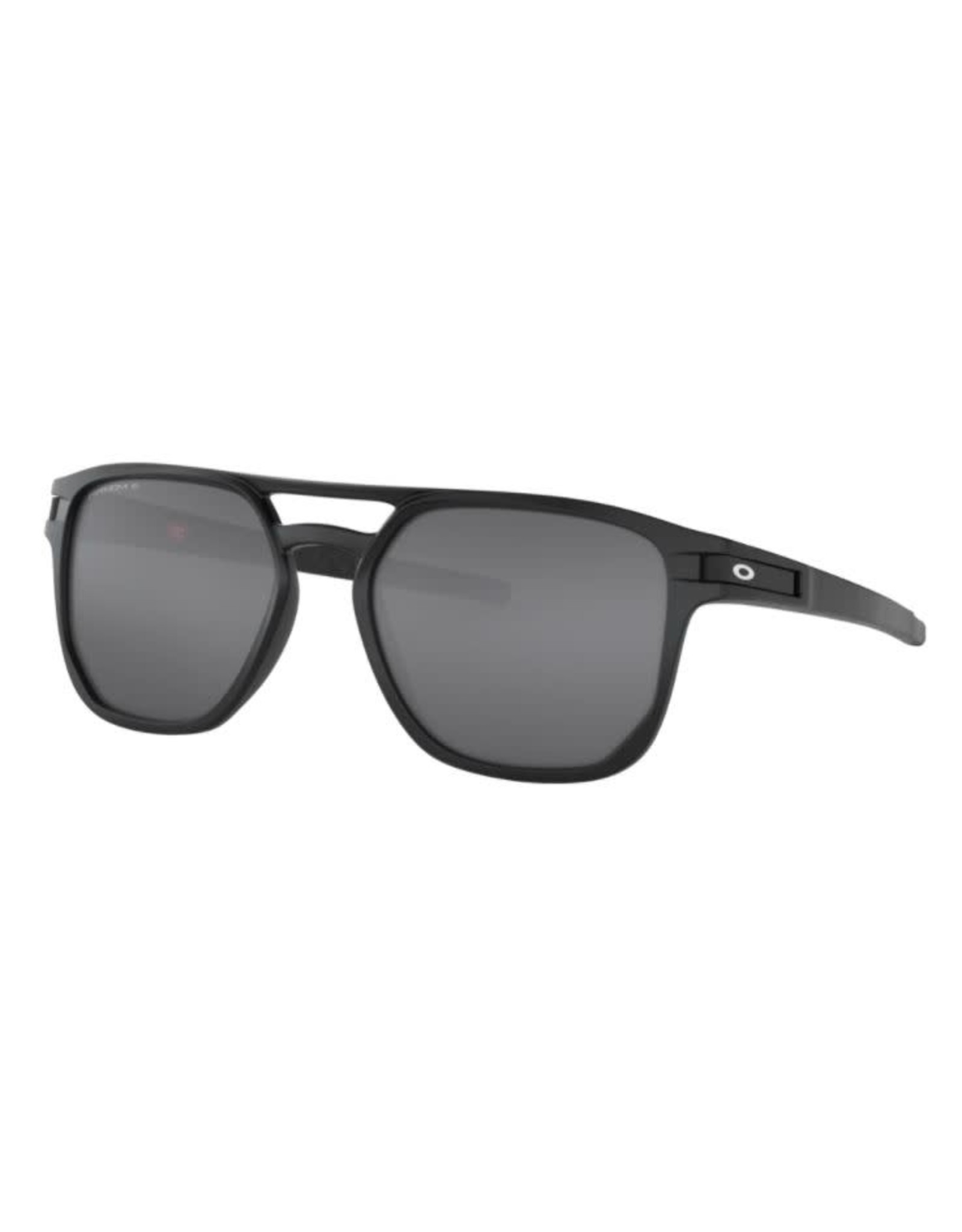 Oakley Oakley - Lunette soleil homme latch beta matte black/lens prizm black polarized