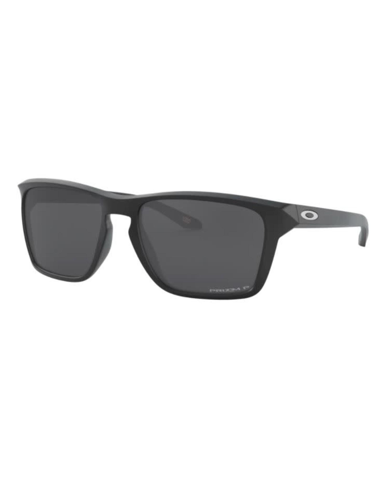 Oakley Oakley - Lunette soleil homme sylas matte black/lens prizm black polarized