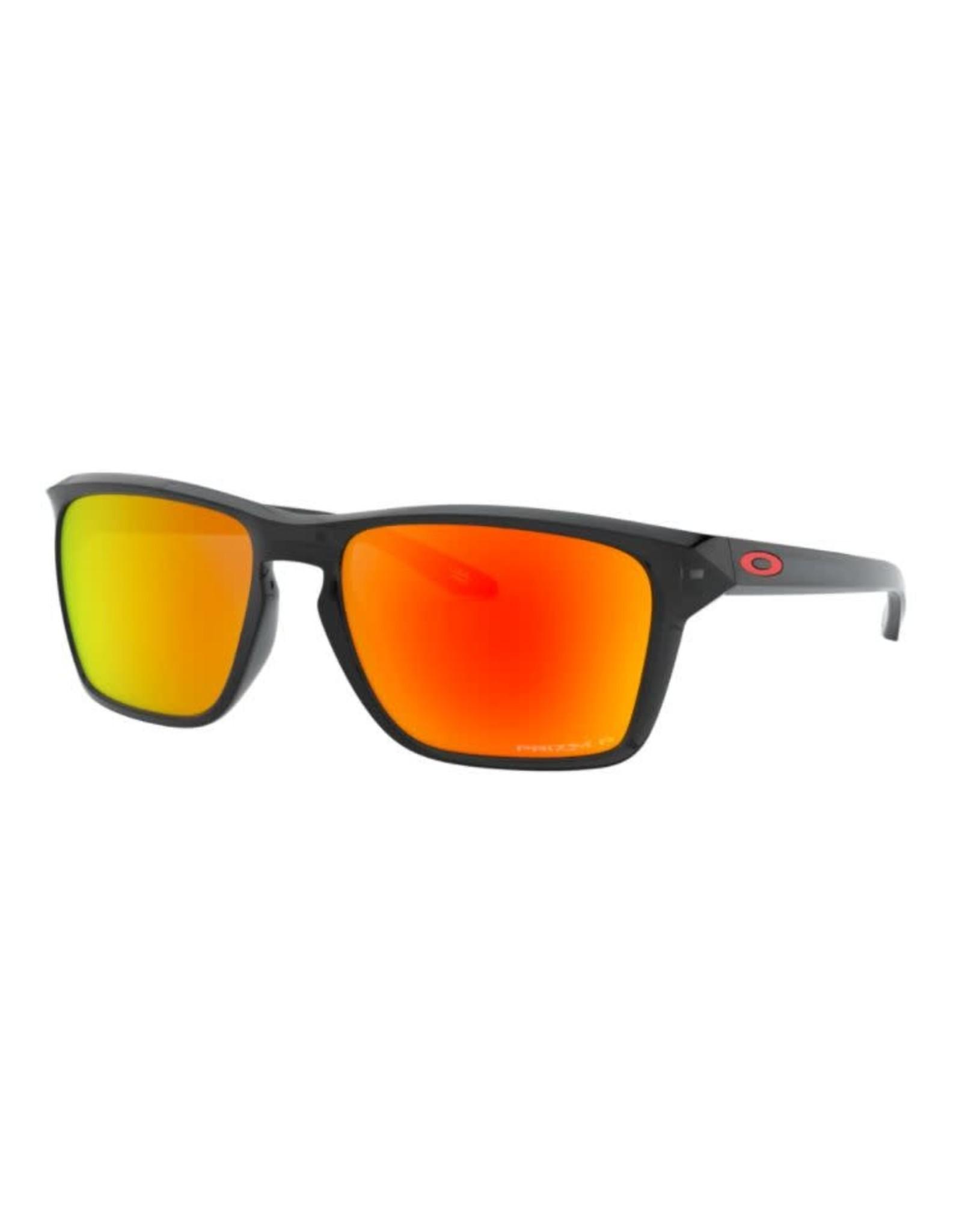 Oakley Oakley - Lunette soleil homme sylas black ink/lens prizm ruby polarized