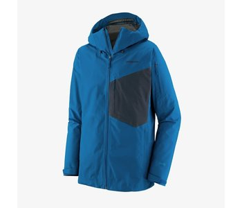 Patagonia - Manteau homme snowdrifter andes blue