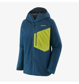 Patagonia Patagonia - Manteau homme snowdrifter crater blue