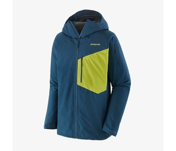 Patagonia - Manteau homme snowdrifter crater blue