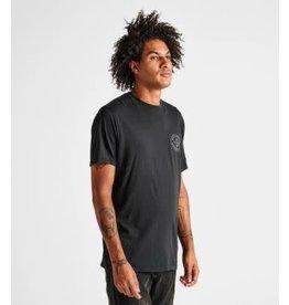 Roark Roark - T-shirt homme regeneration black
