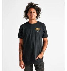 Roark Roark - T-shirt homme bait & switch staple black