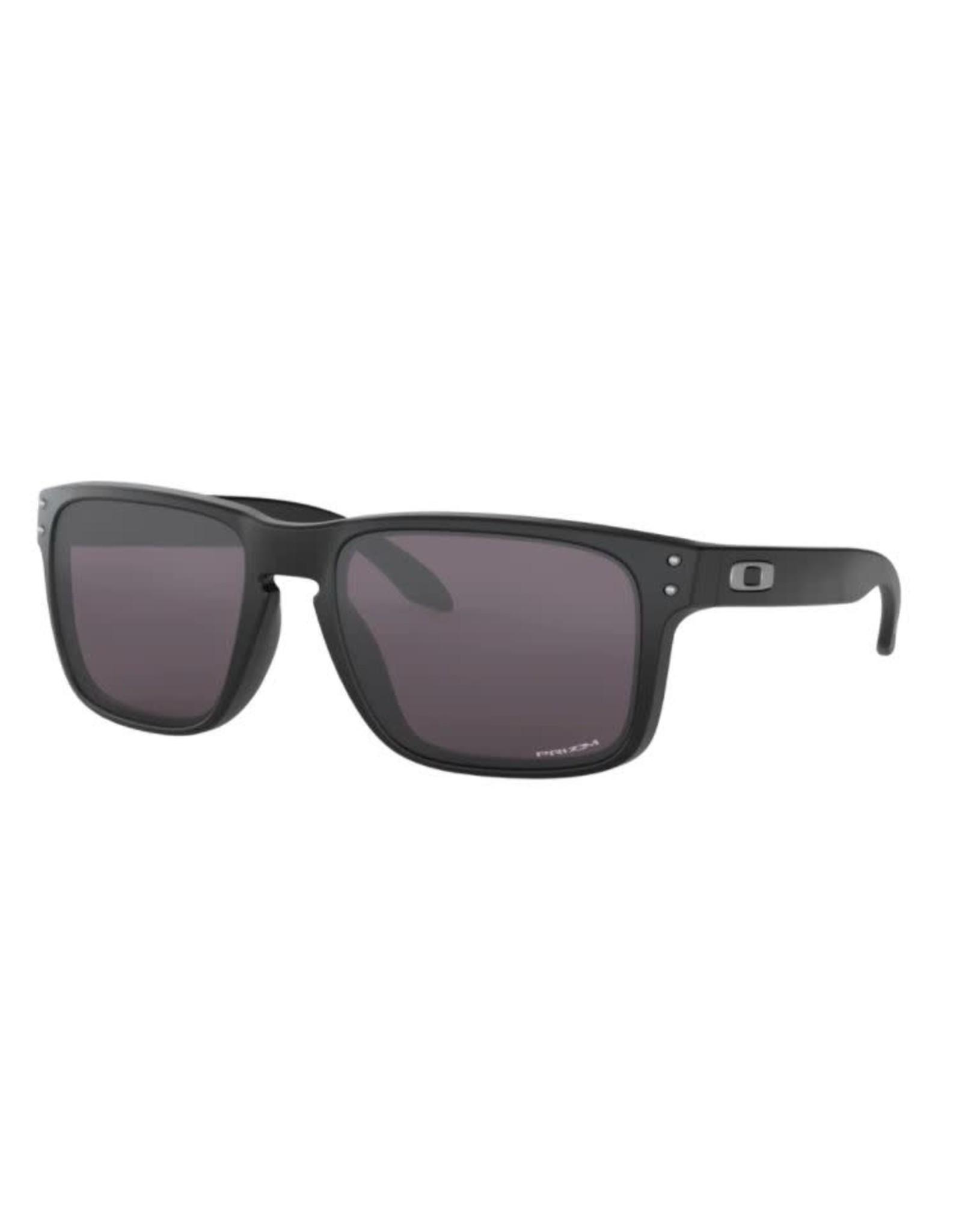 Oakley Oakley - Lunette homme holbrook xl matte black/lens prizm grey