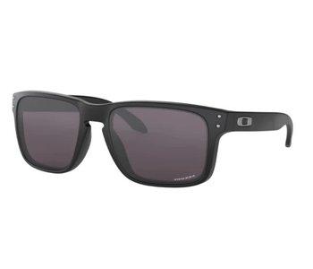 Oakley - Lunette soleil homme holbrook xl matte black/lens prizm grey