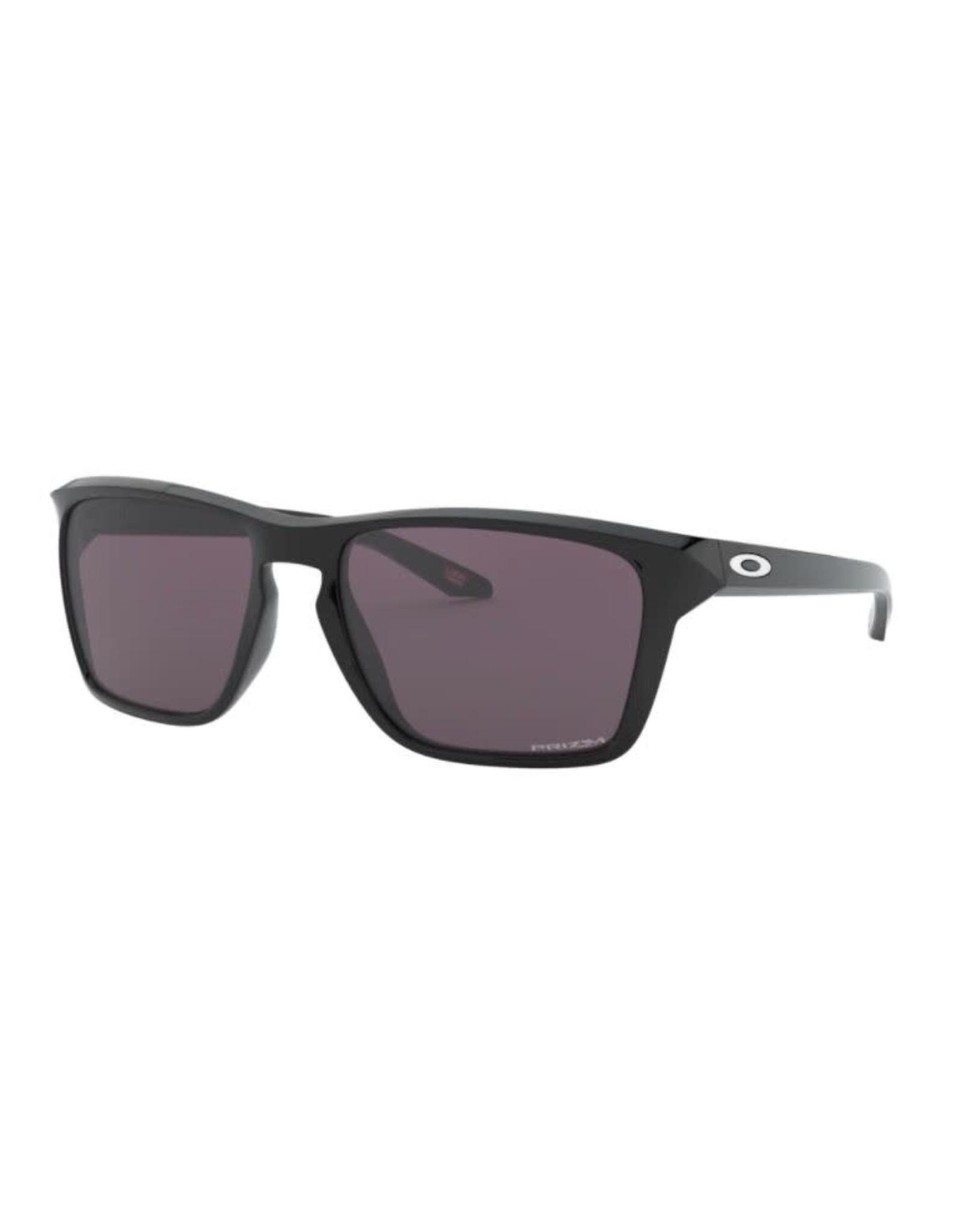 Oakley Oakley - Lunette soleil homme sylas polished black/lens prizm grey